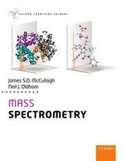 """Cover image of the book """"Mass Spectrometry"""""""