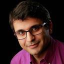 Portrait photo of Kourosh Ebrahimi