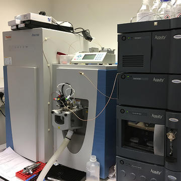 Image of a Thermo Exactive mass spectrometer