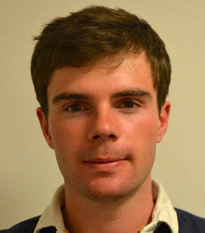 Portrait photo of Ben Harrington