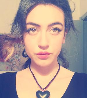 Portrait photo of Greta Donisi
