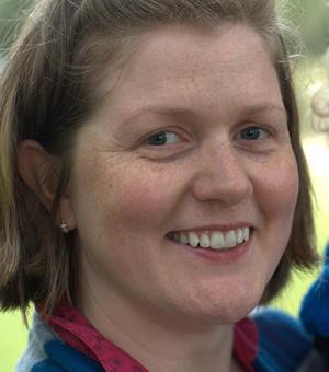 Portrait photo of Joan Gannon