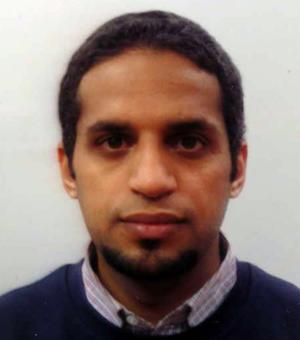 Portrait photo of Khalid Al-Qahtani