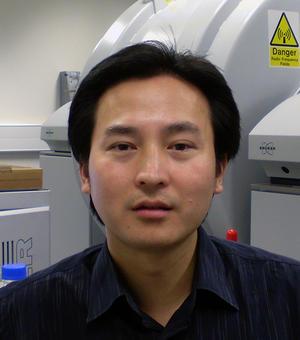 Portrait photo of Lingzhi Gong