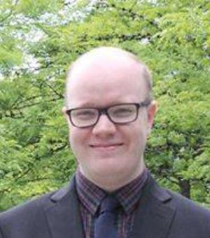 Portrait photo of Michael Scott