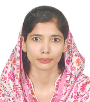 Portrait photo of Noreen Hafiza