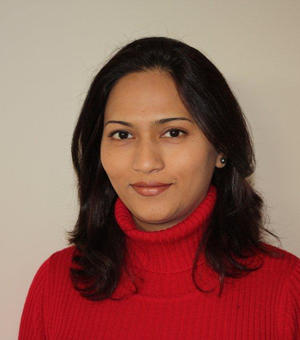 Portrait photo of Shweta Chavan